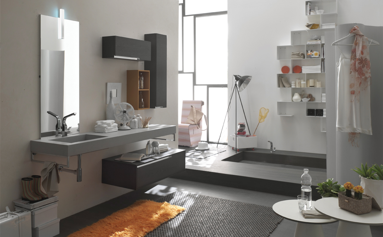 Ardeco it arredamento bagno moderno e clasico lavanderia
