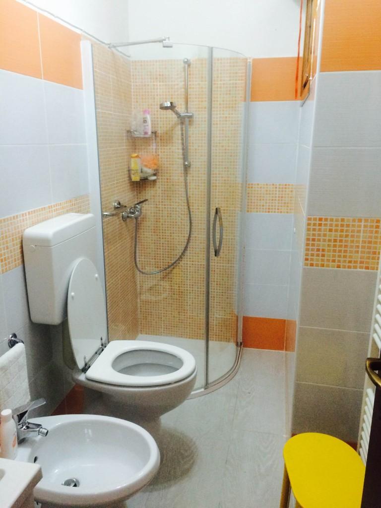 Sig. Castelli avevano la necessità di trasformare il loro bagno di ...